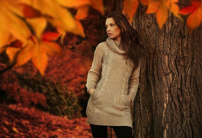 Un pull pour cet automne