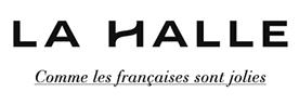 Logo LaHalle.com Doudoune Femme