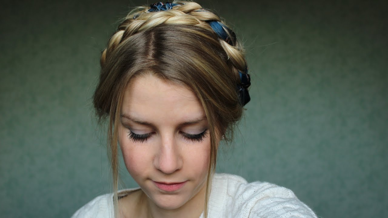 Tresse couronne