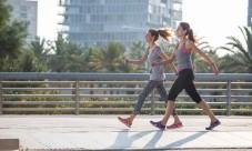 Marche rapide pour perdre du poids