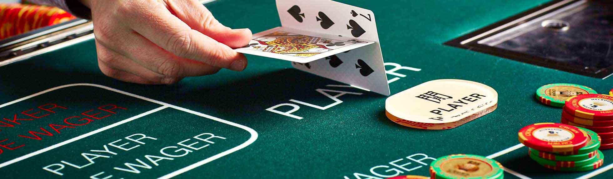 Casino en ligne : profitez du jeu!