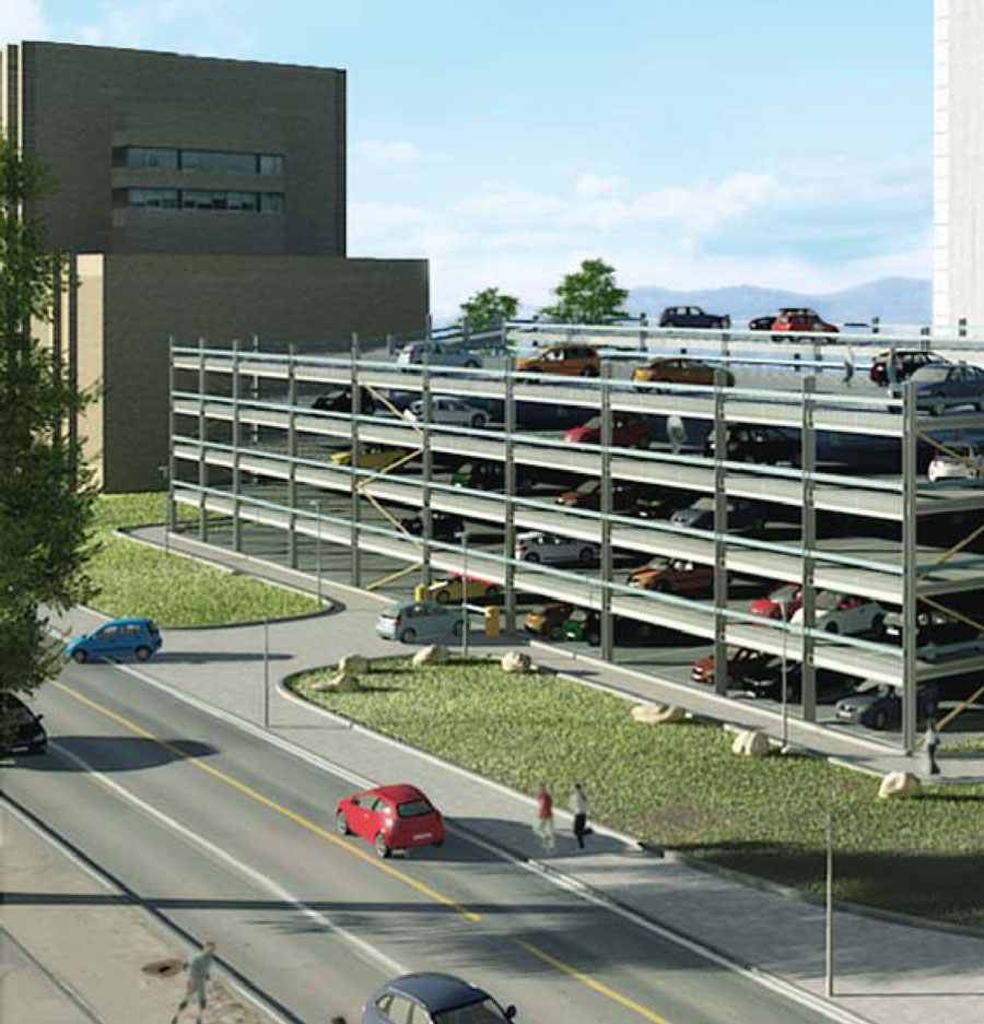 Achat VS location de parking