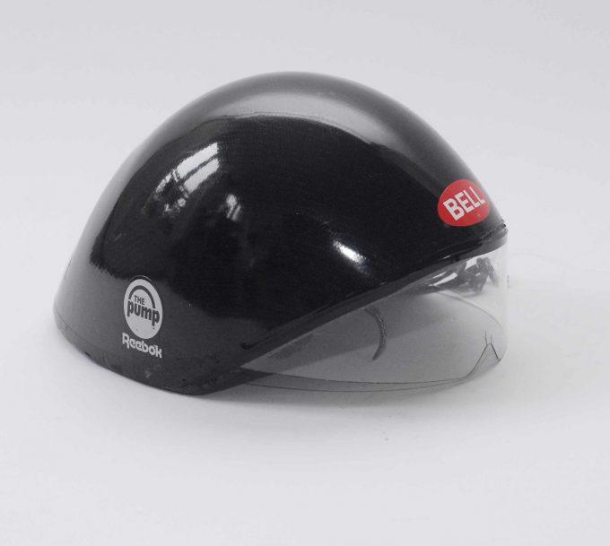 Un casque de vélo : il est important de rouler protégé