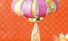 Comment faire une lanterne en papier ?