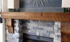 Comment nettoyer une cheminée en pierre ?