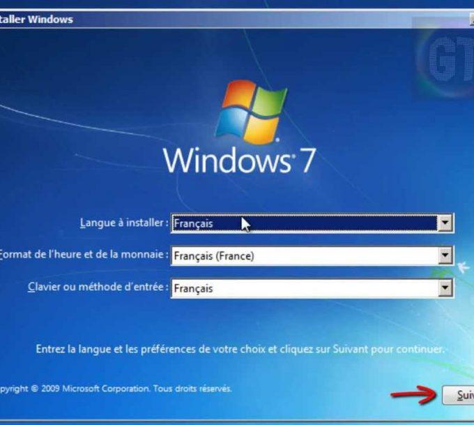 Comment reinitialiser windows xp ?