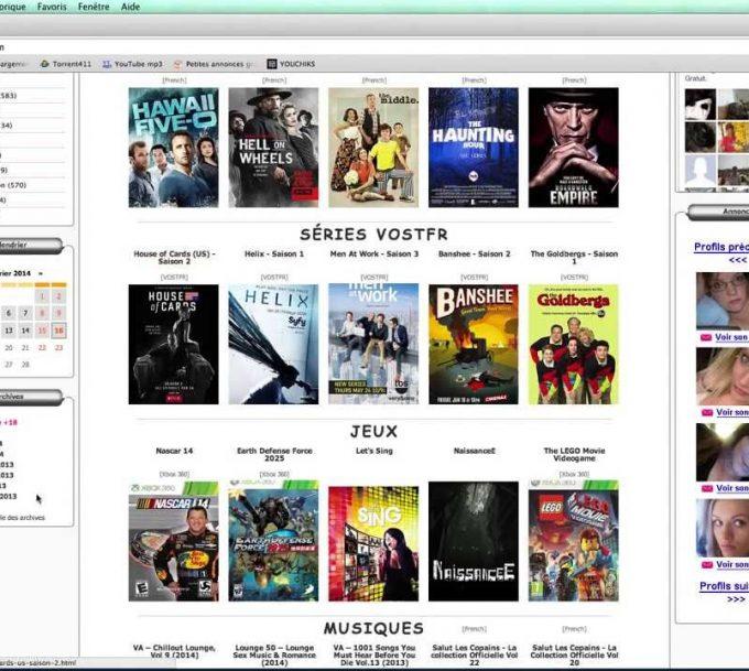 Comment telecharger des films gratuitement sur internet ?