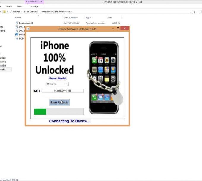 Comment desimlocker un iphone 5 orange